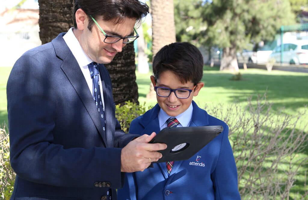 La educación personalizada es la clave de los colegios Grazalema-Guadalete.