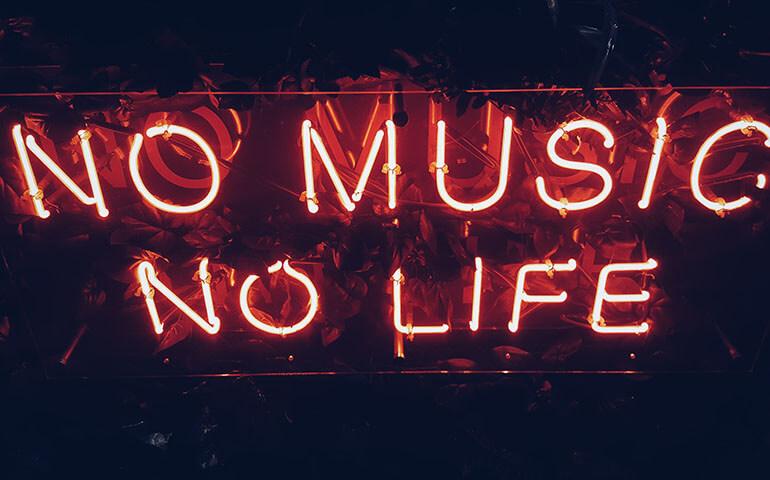Mientras haya vida, habrá música.