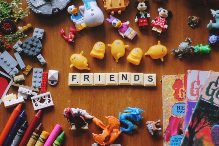 Friends: amigos para siempre