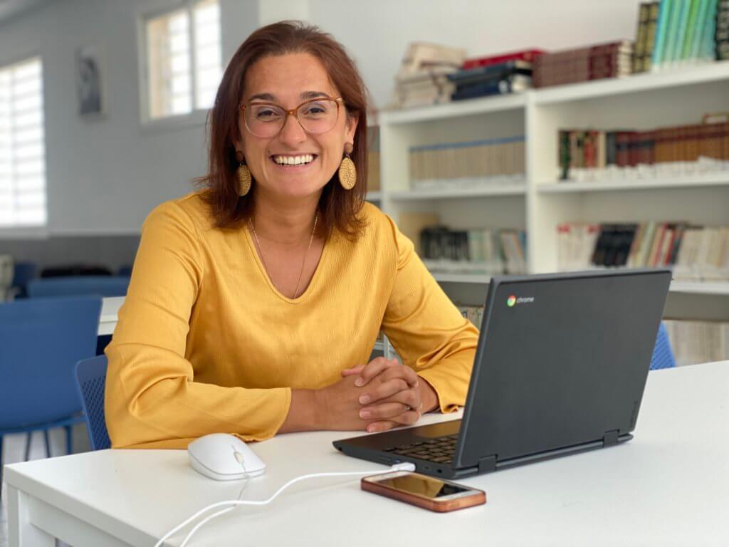 Una tutora de Guadalimar-Altocastillo.