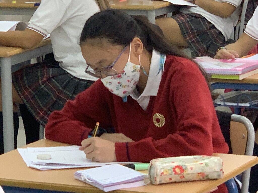 Una de las alumnas de Altaduna-Saladares seleccionada para participar en el programa de becas American Dream.
