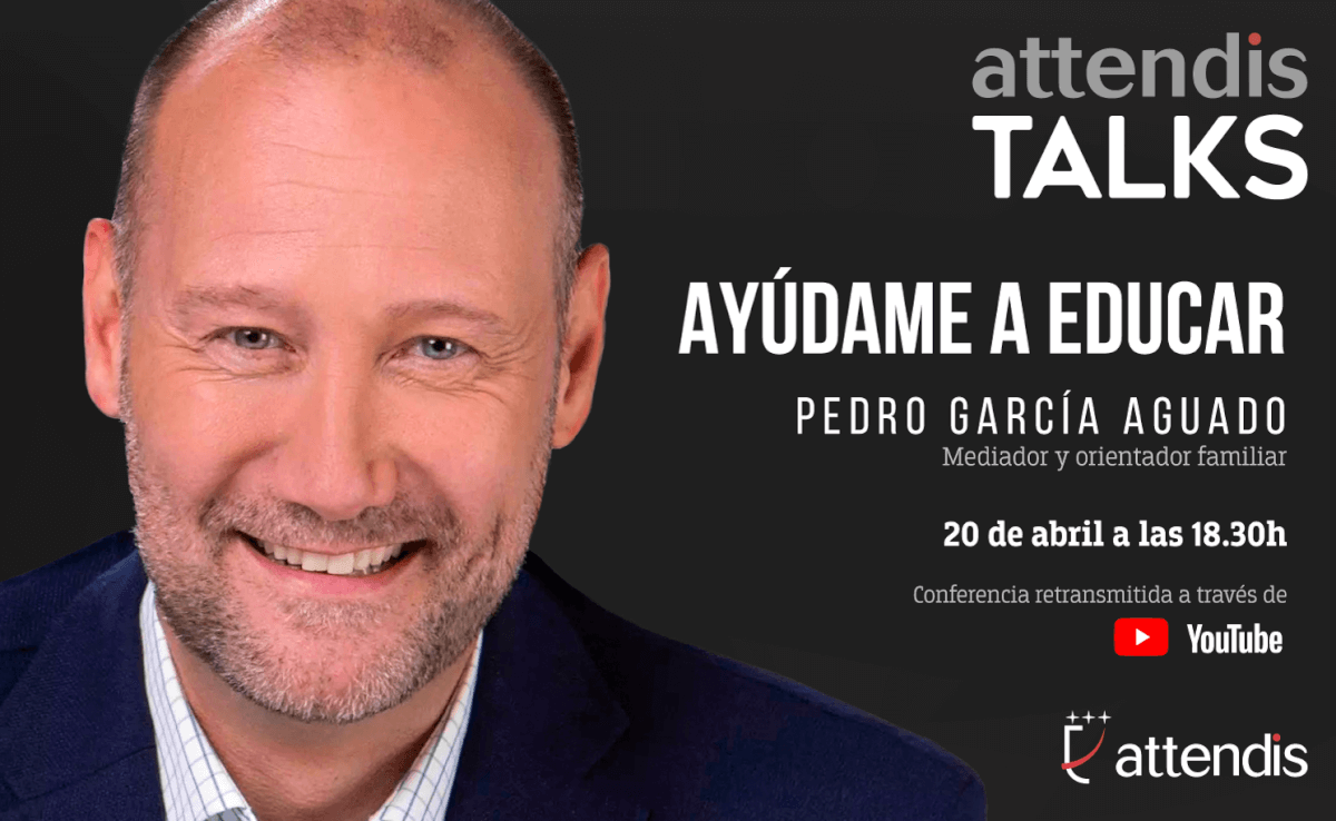 Attendis Talks con Pedro García Aguado