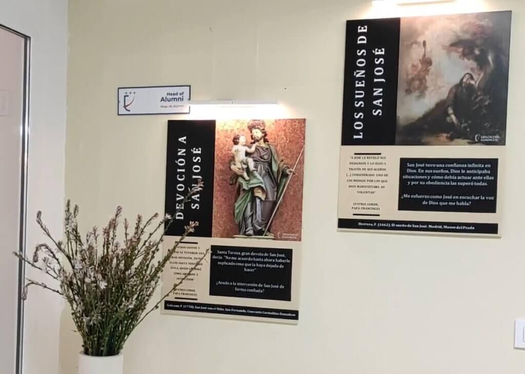 Exposición de San José en Grazalema-Guadalete