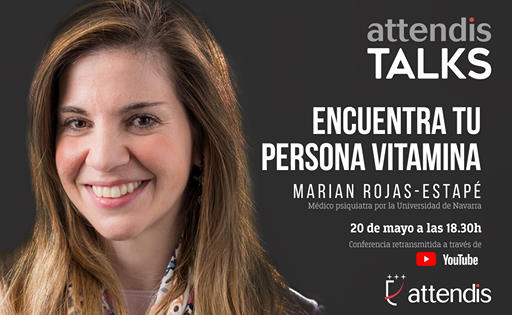 Attendis Talks con Marian Rojas-Estapé