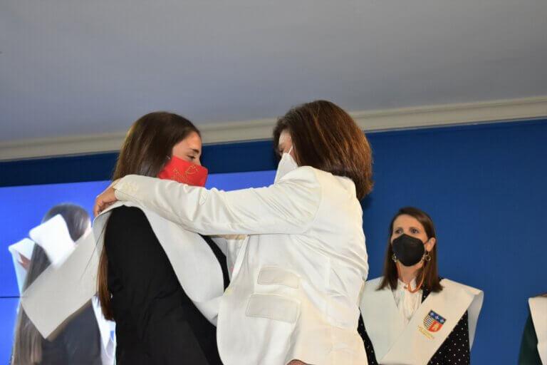 Solemne Acto Académico de Imposición de Becas Las Chapas - Ecos curso 20/21