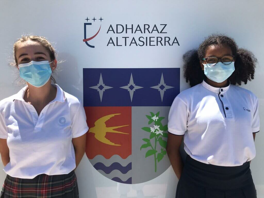 Alumnas Adharaz-Altasierra