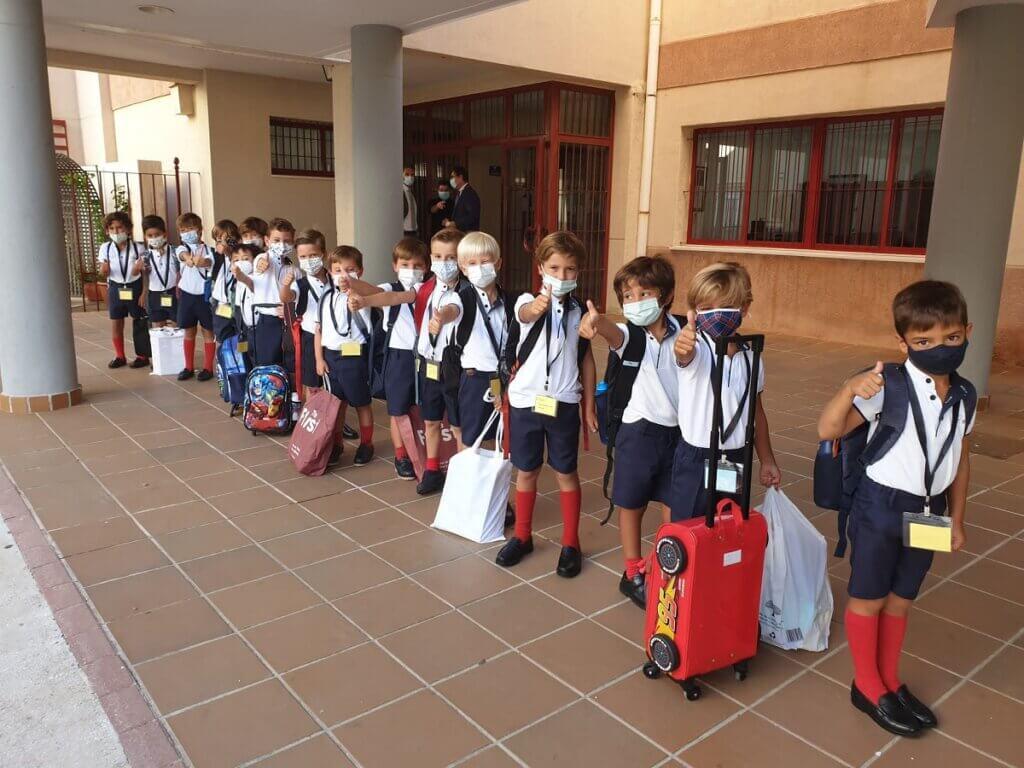 Alumnos PEP de Guadalete